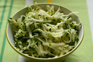 cuketa okurka salat