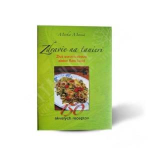 Zdravie na tanieri - kniha