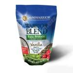 Warrior Blend - raw protein - vanilkový