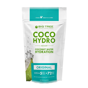 coco-hydro - instantni kokosova voda