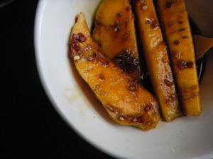 Nechte mango chvíli marinovat.
