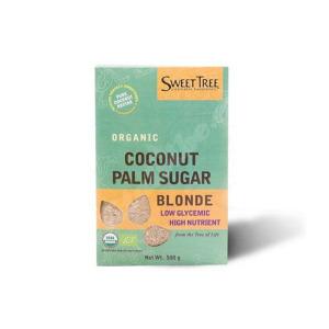 Kokosový cukr bio vanilkový 500g