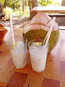 kokos mleko